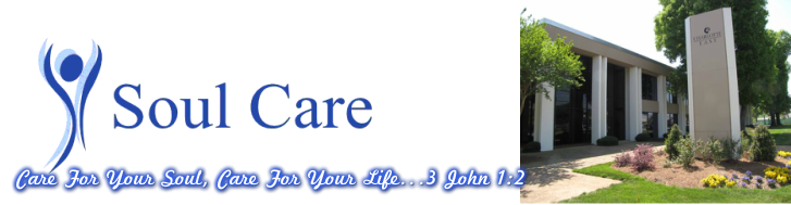 Soul Care Christian Counseling Services - Care For Your Soul, Care For Your Life